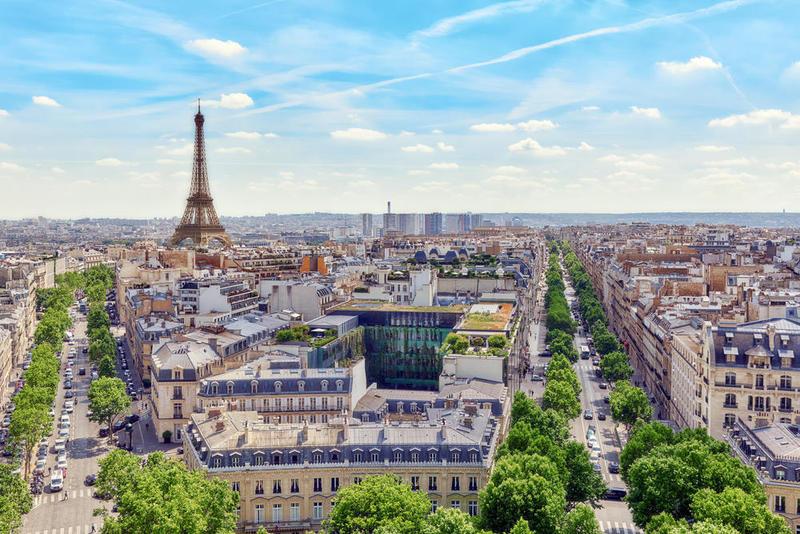 بالصور  ..  أفضل الأماكن السياحية في باريس