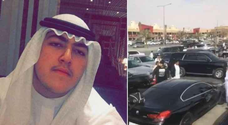 بالفيديو: شرطة الرياض توقف الأمير مشهور بن طلال بعد مشاجرة
