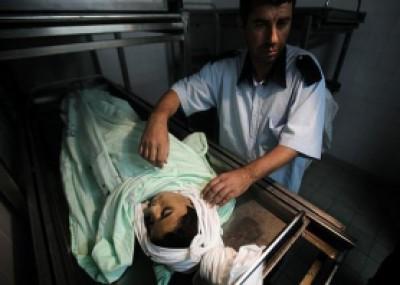 مصرع فتى بانفجار غامض وسط قطاع غزة