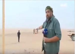 بالفيديو : مذيعة العربية تنفجر ضاحكة خلال نشرة الأخبار
