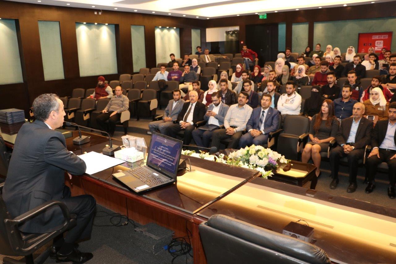 """نادٍ تكنولوجي لطلبة العلوم الحاسوبية والمعلوماتية في """"عمان العربية"""""""