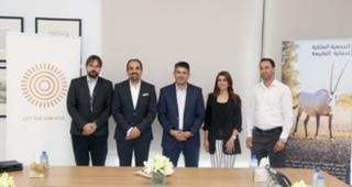 """INVESTBANK وبالتعاون مع """"الملكية لحماية الطبيعة"""" يعتزمان إنشاء أحد أطول المسارات الانزلاقية في الشرق الأوسط في محمية غابات عجلون"""