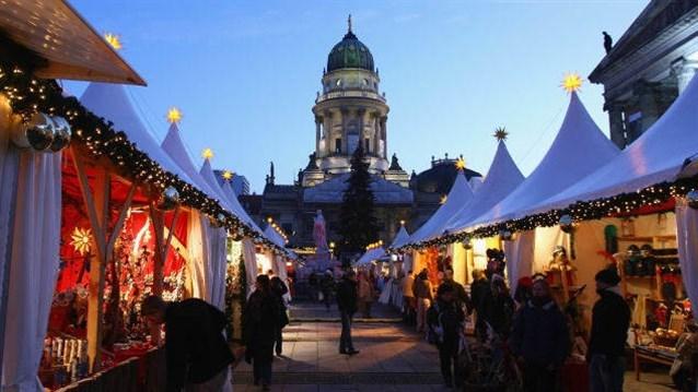 بالفيديو  .. هذه الأسواق الميلادية تستحق أن تزورها هذا الشهر!