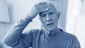 جدي مصاب بالزهايمر