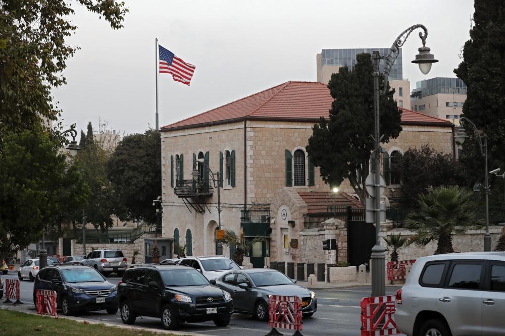 """حساب """"السفير الأميركي لدى إسرائيل"""" على تويتر يتراجع عن التغيير المفاجىء"""