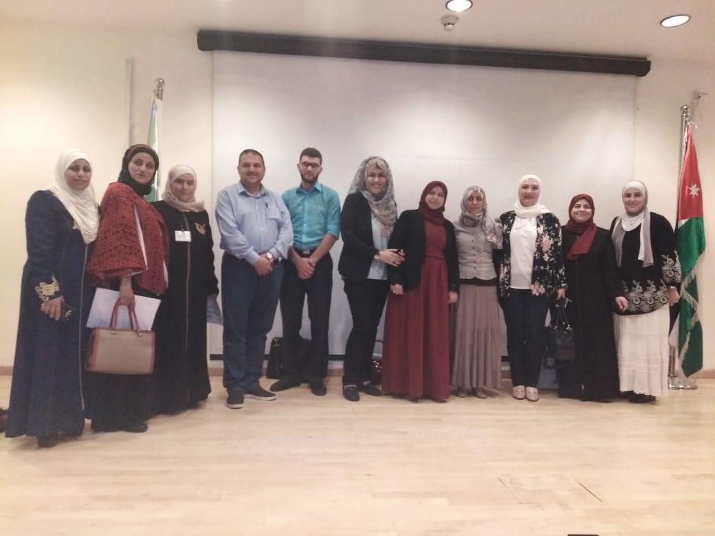 """""""عمان العربية"""" تشارك باليوم العلمي حول """"الشباب والصحة النفسية"""""""
