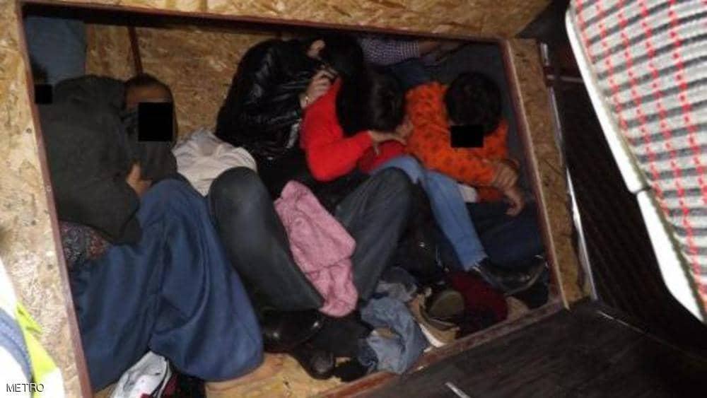 بريطاني يهرب قاصرين إلى بريطانيا بحيلة غريبة