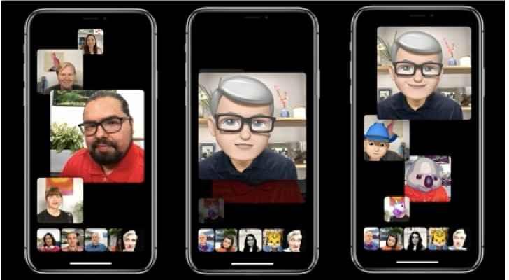 كيفية إجراء مكالمات فيس تايم جماعية على نظام التشغيل iOS 12.1