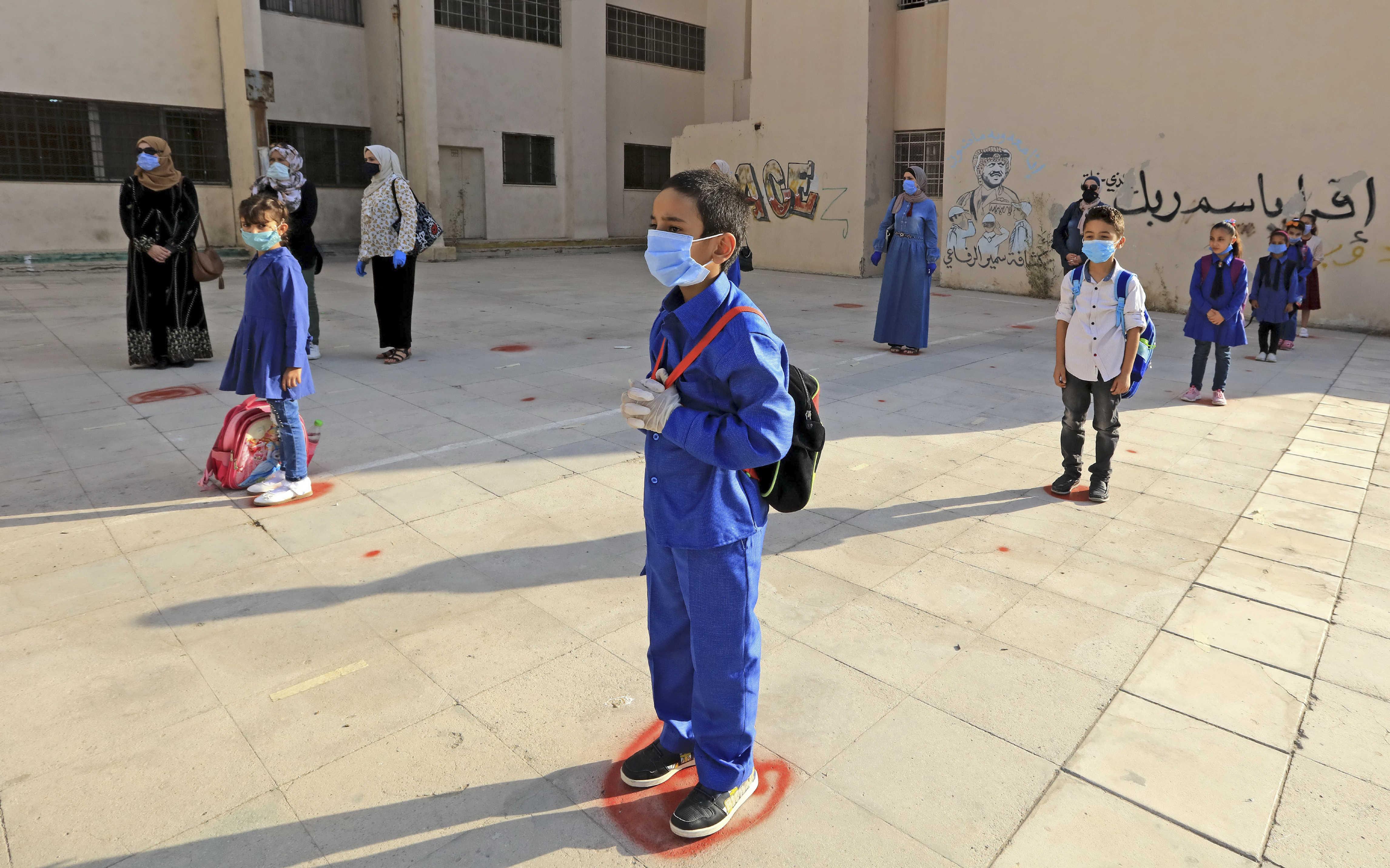 عودة المدارس ما بين الاستعداد الحكومي و الترحيب الشعبي