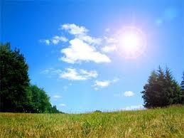 ارتفاع درجات الحرارة لتصبح اعلى من معدلاتها اليوم