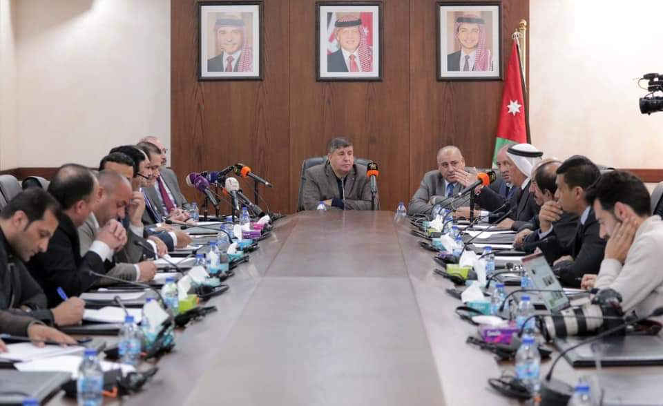"""""""فلسطين النيابية"""" تلتقي وزير الخارجية وشؤون المغتربين"""