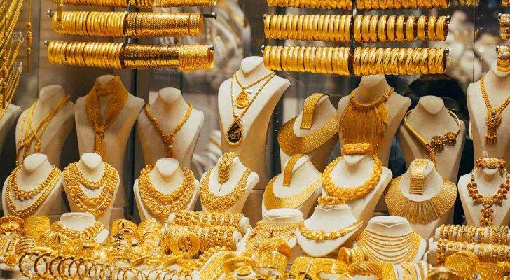 تعرف على أسعار الذهب في الأردن الثلاثاء