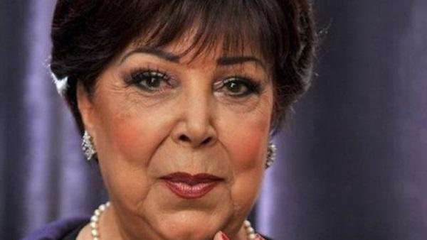 نقل رجاء الجداوي للعناية المركزة بعد تدهور حالتها