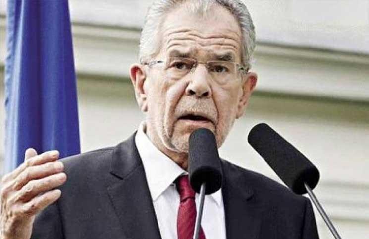 النمسا تستدعي أحد دبلوماسييها من إسرائيل لارتدائه قميصا «نازيا»
