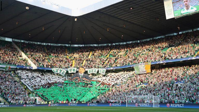 طعن مشجعين من اسكتلندا قبل مباراة لاتسيو ضد سيلتك في الدوري الأوروبي