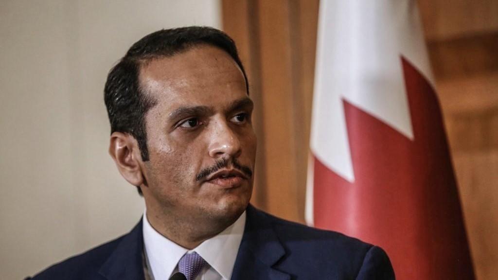 قطر ستؤيد أي مقترح يقبله الفلسطينيون