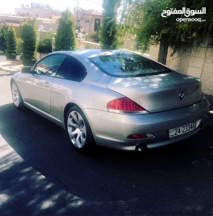 موديل 2005 BMW 645Ci