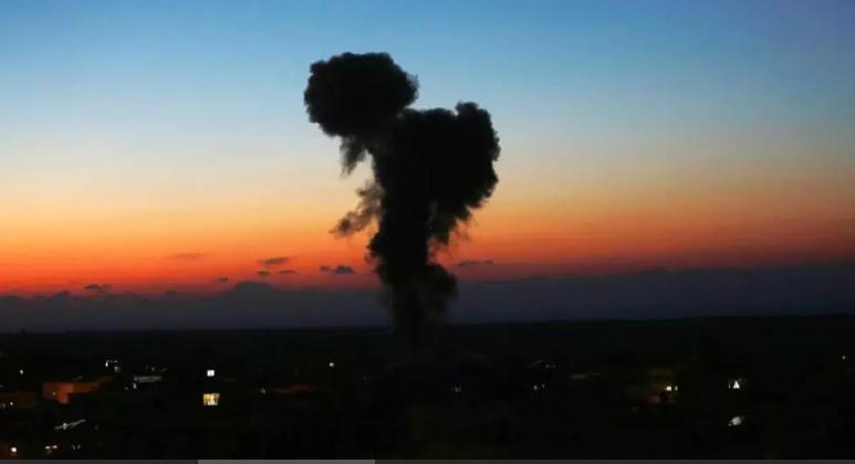 استشهاد فلسطينييْن في قصف إسرائيلي شمالي غزة