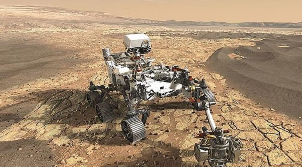 """شاهدوا بالصور و الفيديو  ..  مركبة """"بيرسيفيرانس"""" 7 دقائق من الرعب على سطح المريخ"""