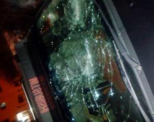 المفرق : وفاة طفل اثر اصابته اثناء الاعتداء على مركبة والده بالحجارة خلال موكب فرح