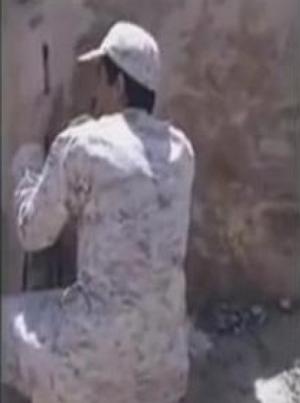 بالفيديو.. لحظة اشتباك جنود سعوديين مع الحوثيين