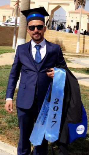 مثنى المعايطة مبارك التخرج