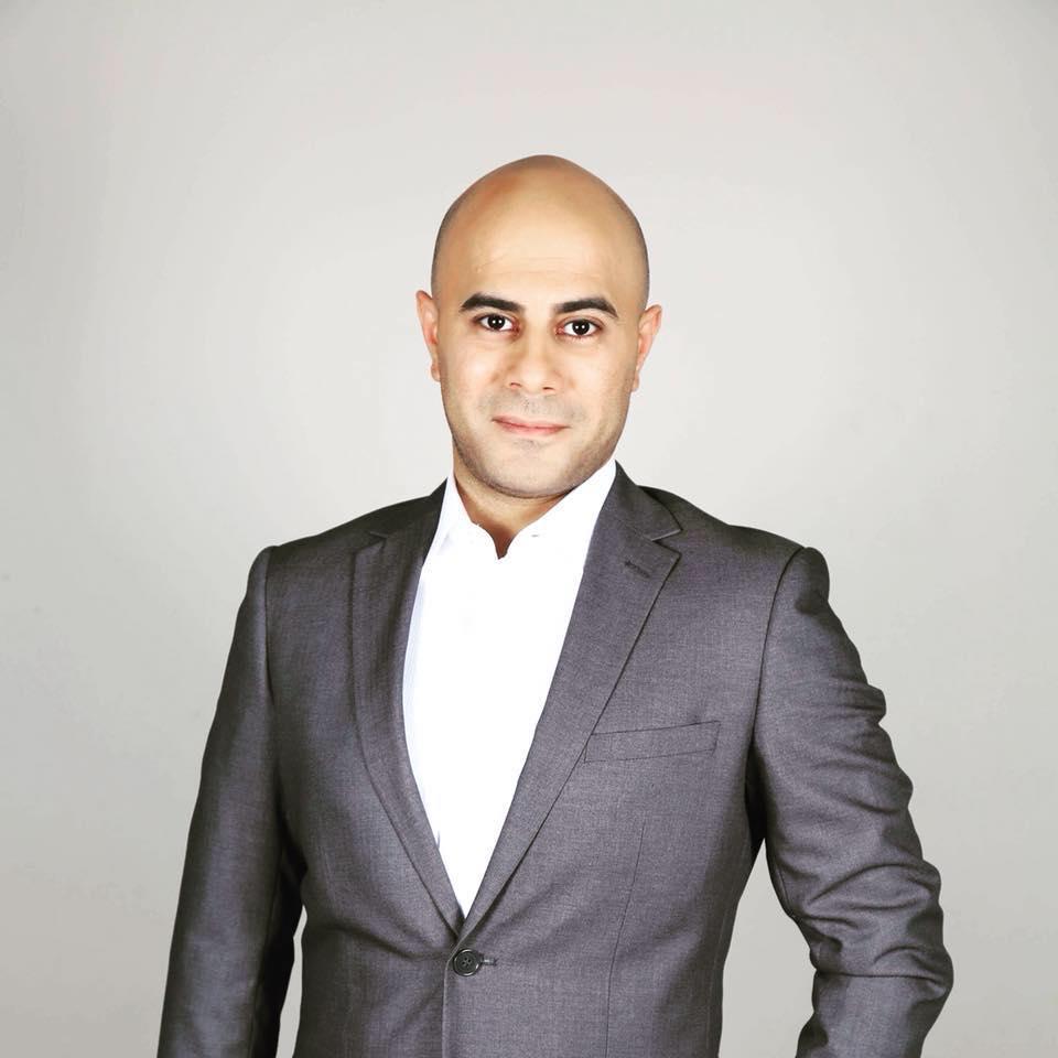 """الزميل """" محمد الخالدي """" عيد ميلاد سعيد"""