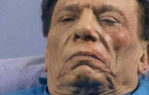 عادل إمام يستبق شائعة وفاته ويعلن مرضه بنفسه!