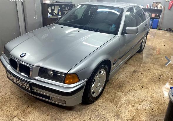 BMW 320 بي ام دبليو بحالة الوكالة للبيع