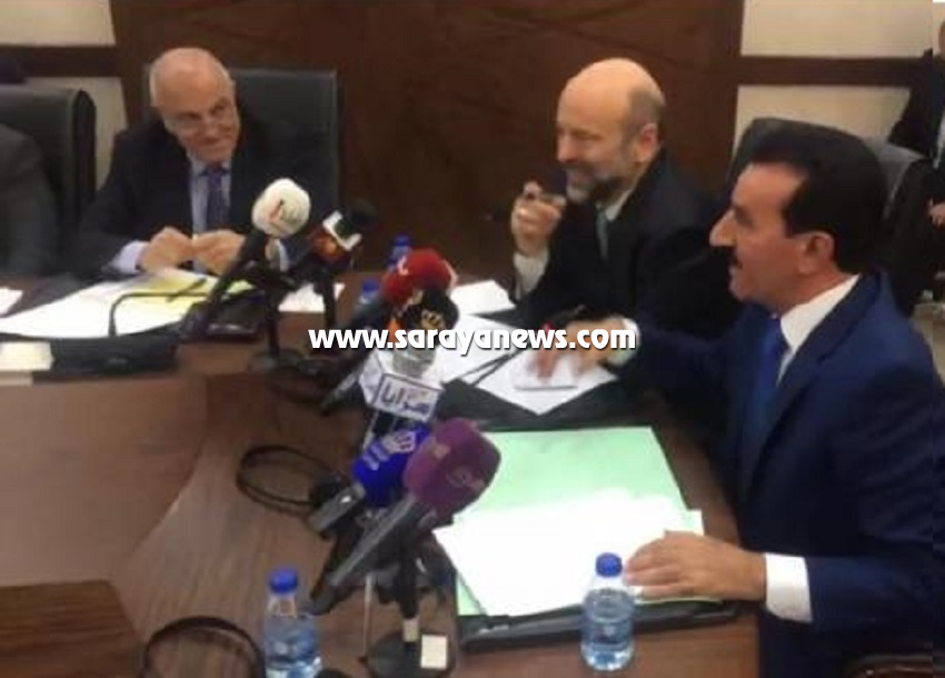 النائب العكايلة يقترح خلال لقاء الرزاز إنشاء وزارة للأمن القومي
