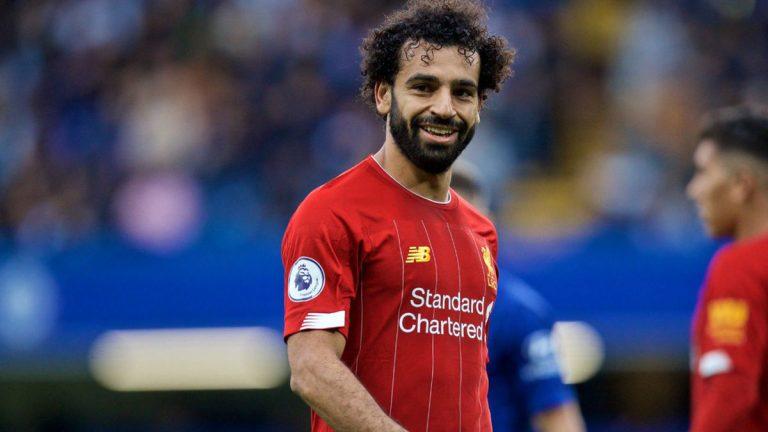 موقف محمد صلاح من المشاركة في مباراة ليفربول وجينك بدوري أبطال أوروبا