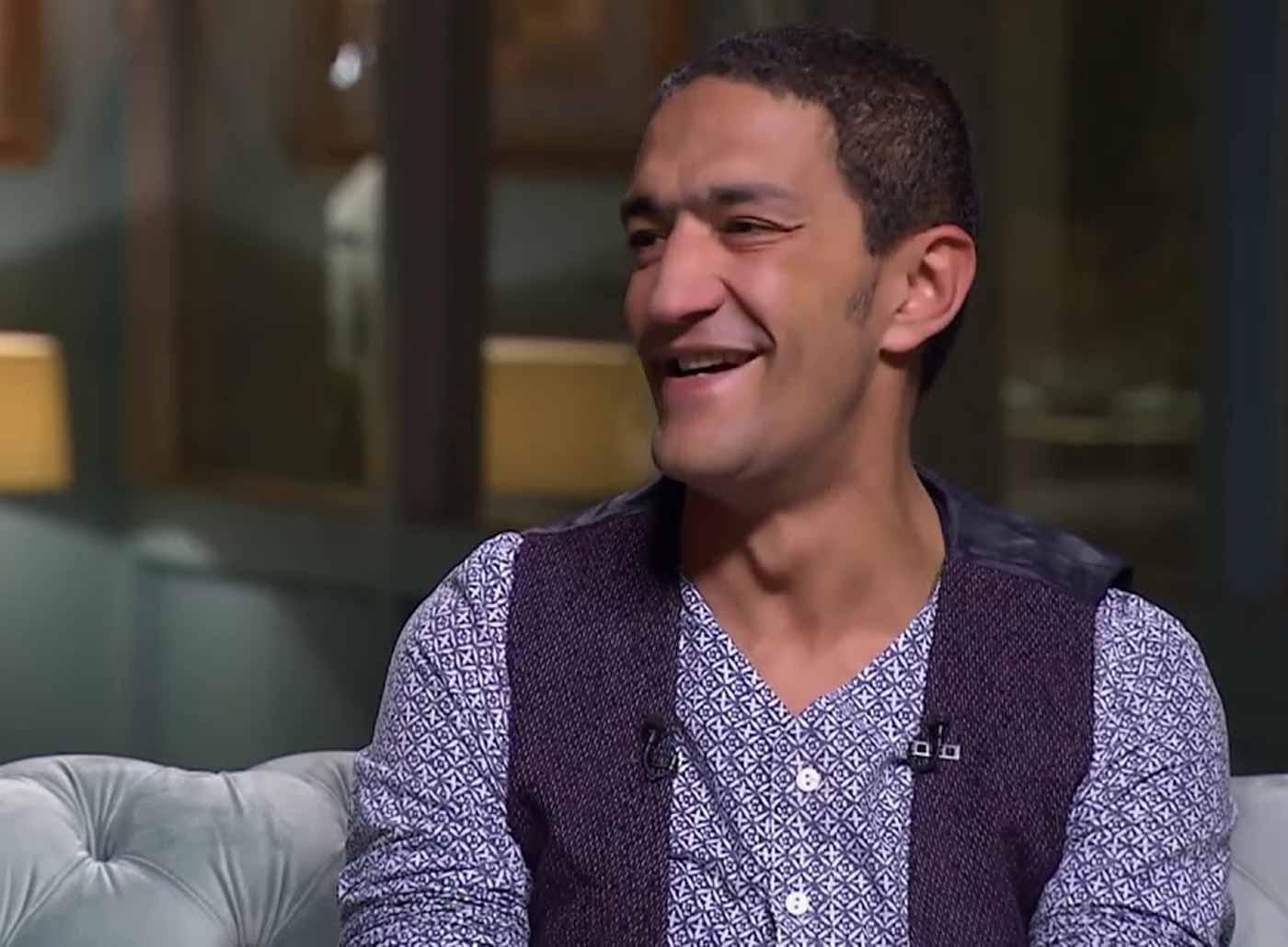 إصابة الفنان المصري خالد كمال بفيروس كورونا