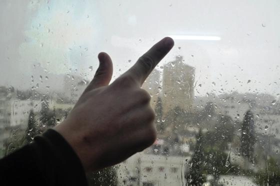 """الأرصاد تزف بشرى سارة للأردنيين  ..  كتلة رطبة تقترب من المملكة و ربما تحمل """"رذاذ المطر"""" و هذا موعدها"""