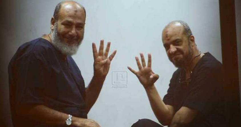 الحكم بإعدام محمد البلتاجي وصفوت حجازي