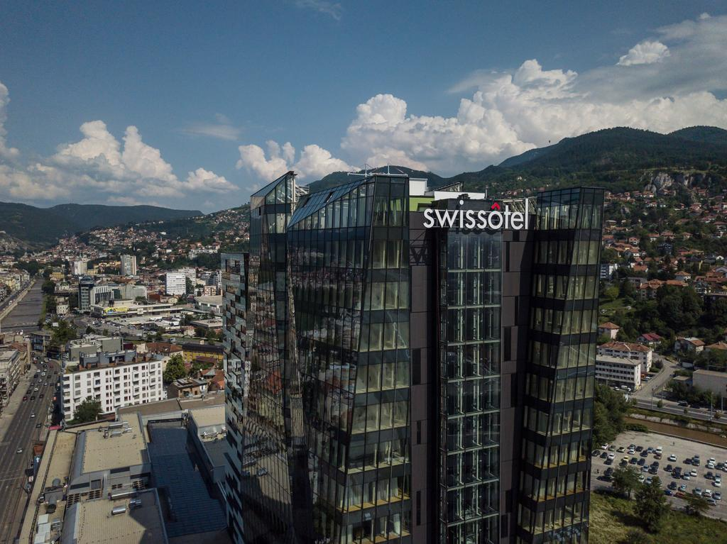 فندق سويس اوتيل سراييفو خيار مفضل لزوار البوسنة