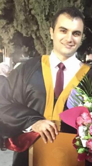 الدكتور فارس طلال التميمي يحصل على اختصاص باطني