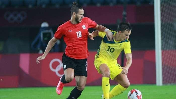 موعد مباراة مصر والبرازيل في أولمبياد طوكيو والقنوات الناقلة