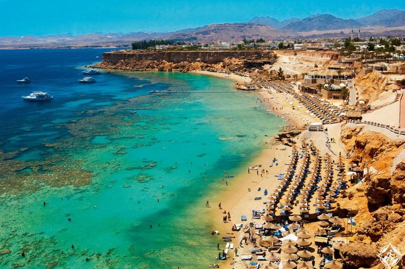 بالفيديو .. السياحة في شرم الشيخ الجوهرة المصرية المتلألئة في البحر الأحمر