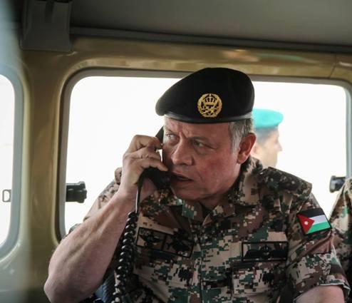 الملك: تحسين الواقع المعيشي لرفاق السلاح من المتقاعدين العسكريين أولوية عندي ..  تفاصيل