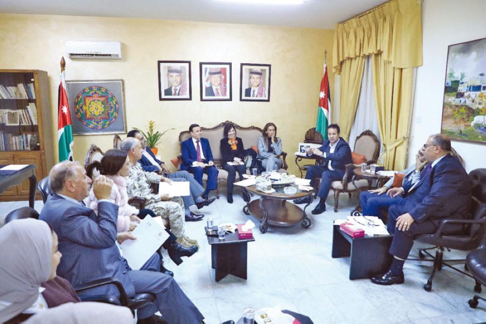 (عليا جرش) تؤكد حضور الهوية الوطنية في البرنامج الثقافي للمهرجان