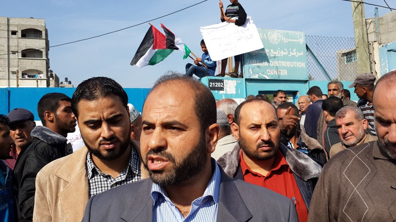 أبو عوكل: إدارة ترامب تريد إنهاء عمل الأونروا والوضع في غزة صعب