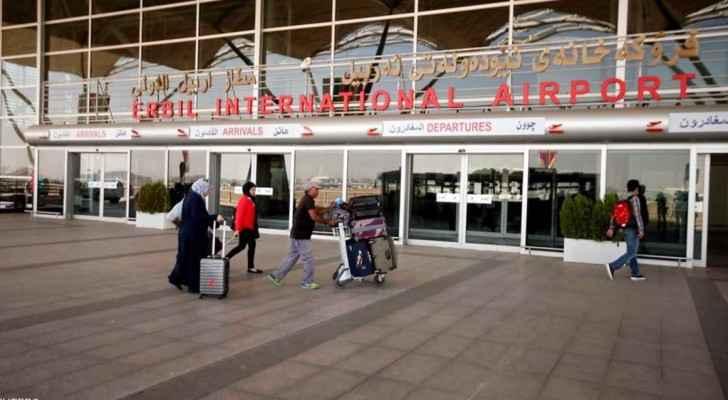 بدء تنفيذ قرار حظر الطيران من وإلى إقليم كردستان العراق