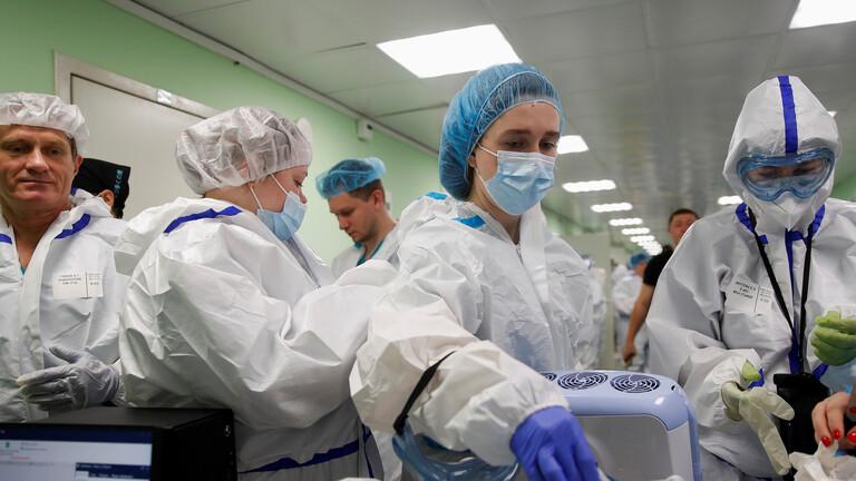 """روسيا تزف بشرى سارة للعالم  ..  النتائج الأولية لاختبار دواء """"أفيفافير"""" لمعالجة كورونا أظهرت فعاليتها بنسبة 90%"""