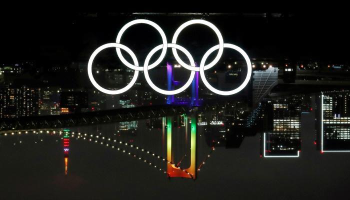 """بالصور  ..  """"علامة إكس"""" تثير الجدل في أولمبياد طوكيو 2020"""