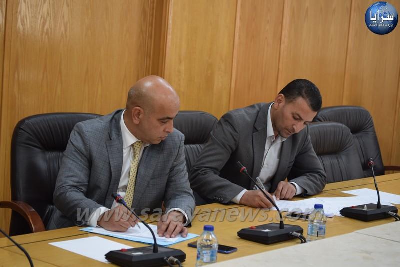 الاستثمار والاقتصاد النيابية تناقش الاتفاقيات مع العراق و قضية تجار وسط البلد