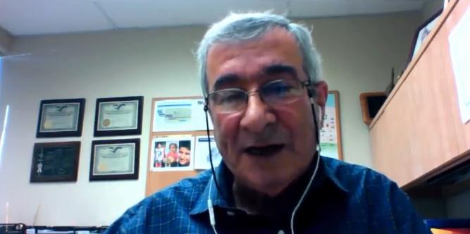 بالفيديو  ..  باحث فلسطيني ضمن فريق أمريكي يعمل على تطوير لقاح لفيروس كورونا يكشف تفاصيل جديدة