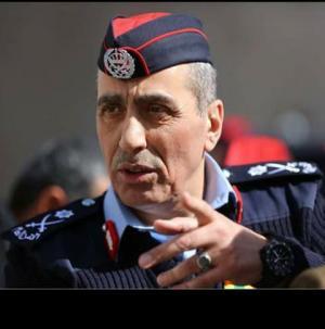 فاضل باشا الحمود  ..  صاحب بصمة ايجابية في الامن العام و رجل لا يخشى قول الحق