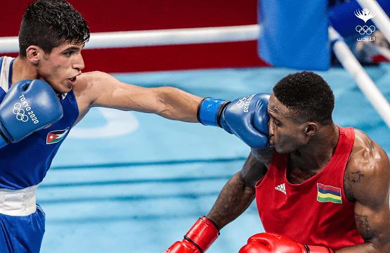 الملاكم عشيش يودع أولمبياد طوكيو