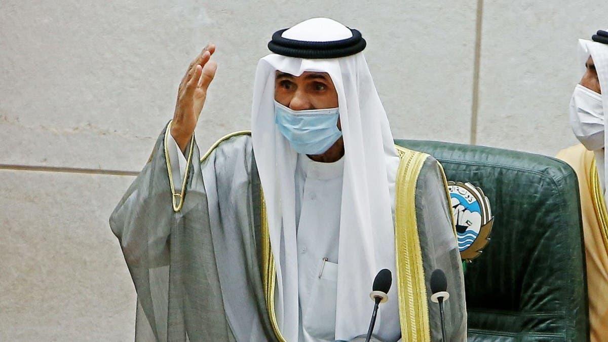 أمير الكويت: لن نسمح لأحد بزعزعة استقرار البلاد وأمنها