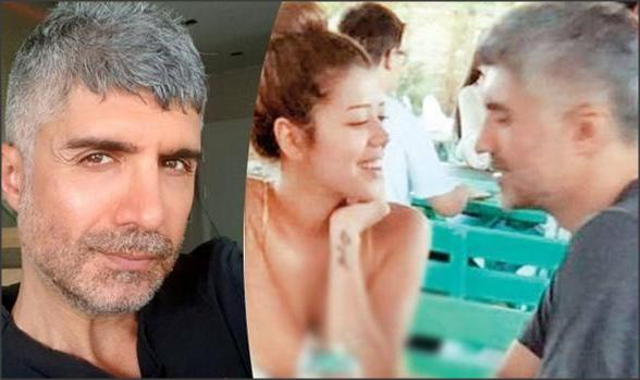 بالصور .. أوزجان دنيز يؤجل موعد زفافه من خطيبته التي تصغره بـ20 عاماً